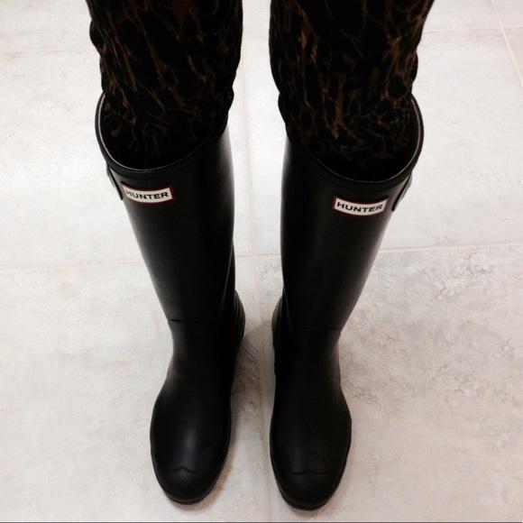 0b1530e437e0 Hunter Shoes   Original Boots Tall   Poshmark